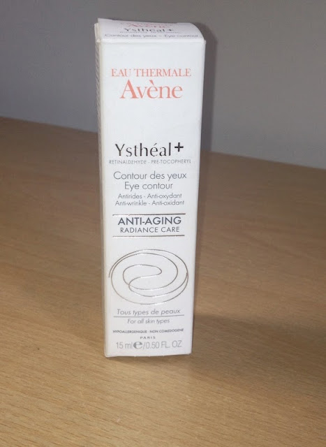 Avene Ystheal+ Eye Contour Cream Reviews