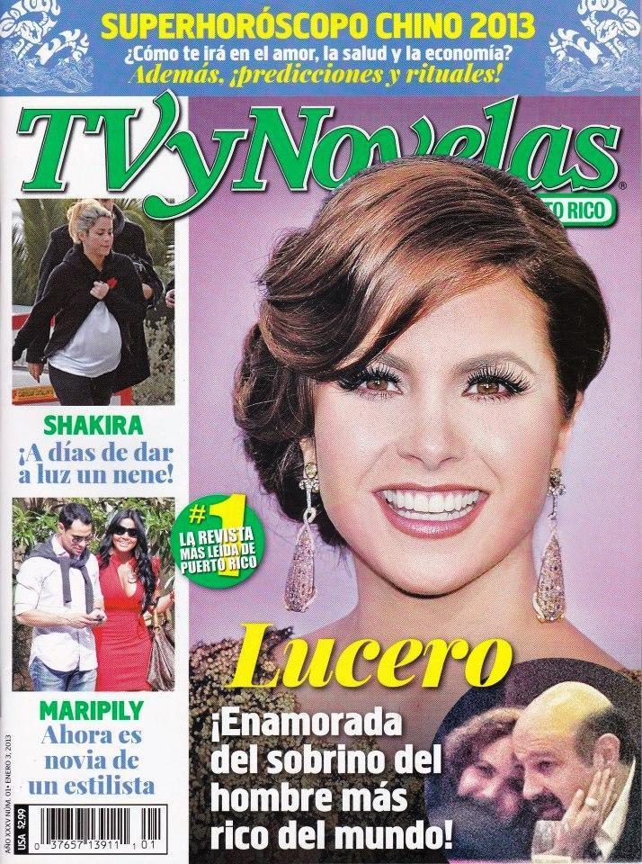Revista TV Y Novelas Puerto Rico