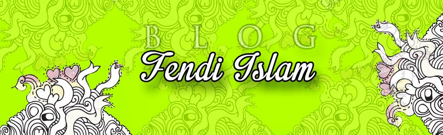 Blog Fendi Islam