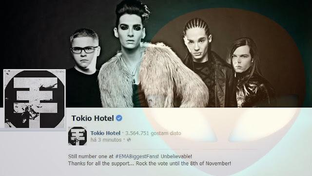 [31.10.2013]  \ @ facebook | twitter Tokio Hotel (28.10.2013) Thfa