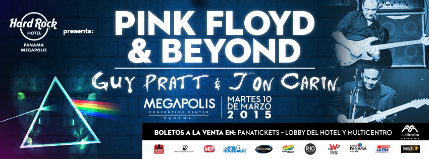 Pink Floyd & Beyond - Hard Rock Hotel.