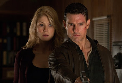 Rosamund Pike, Tom Cruise, Jack Reacher