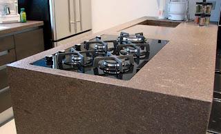 Come nasce una cucina musings - Top cucina in granito ...