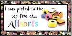 Allsorts Top 5 Winner...11/01/2013
