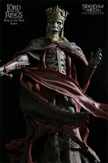 King of the dead armor lotr