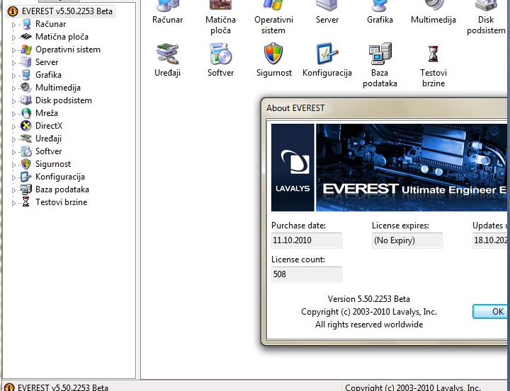 Everest ultimate edition v5 50 keygen - free download - (65 files)