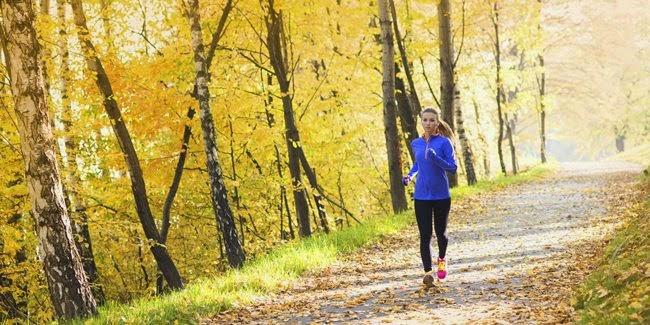 kesehatan : olah raga lari Bisa memunculkan Inner Beauty