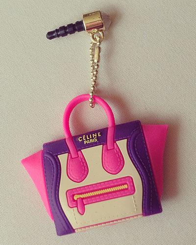celine wallets online - Femme Culture: Celine Mini Keychain