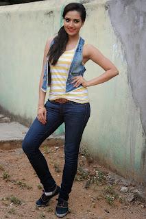 Preethi Rana Pictures at Gaali Patam 016.jpg