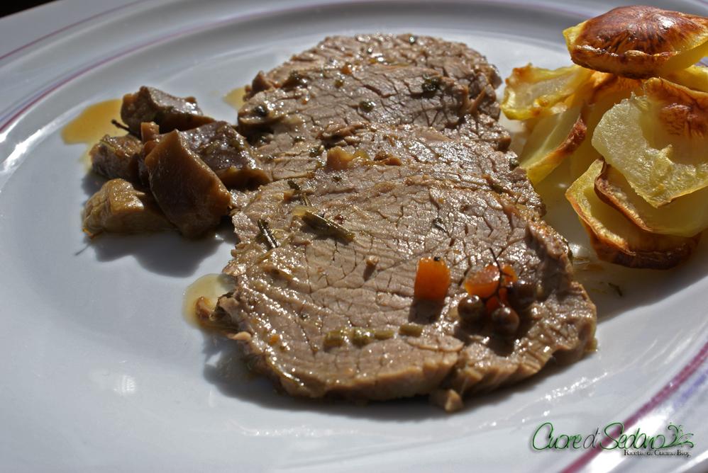 Ricette bimby arrosto vitello