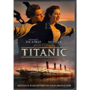 Titanic Release Date DVD