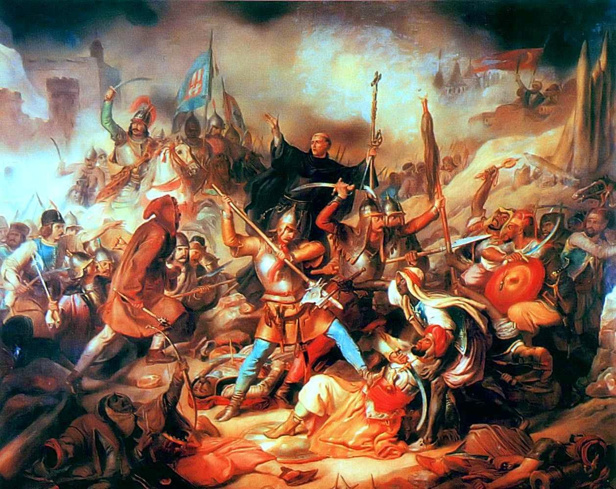 Batalla de Belgrado (Nandorfehervar)