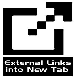 External Links into New Tab