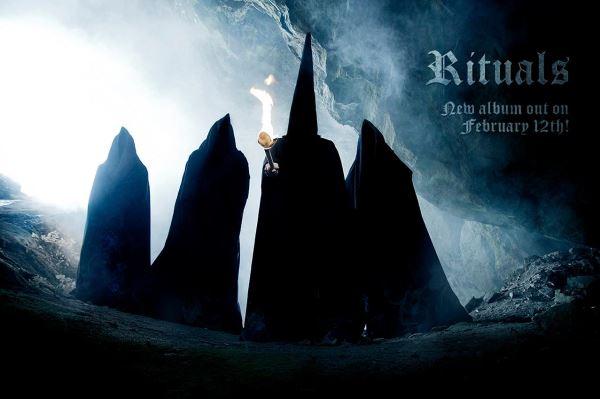 "ROTTING CHRIST: Ακούστε το ""Ze Nigmar"" απο το επερχόμενο νέο album"