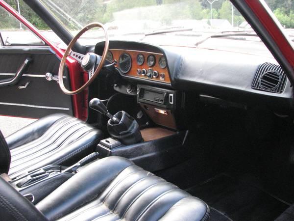 1969 Fiat 124 Sport Coupe Auto Restorationice