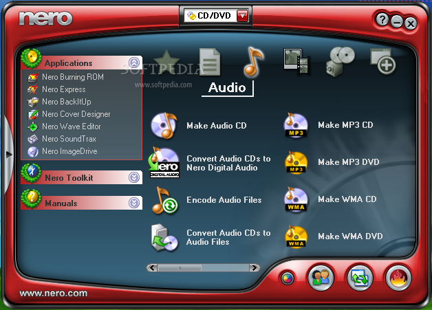 Nero Dvd And Cd Writer Freeware - Free Download Nero Dvd ...