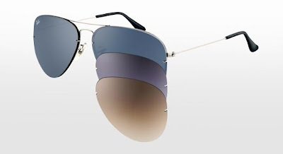 Aviator Change Lens