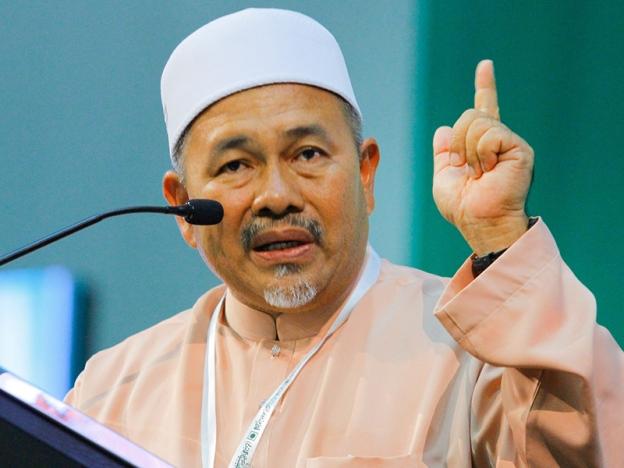 Tuan Ibrahim Pertahan Abdul Hadi Kekal Presiden