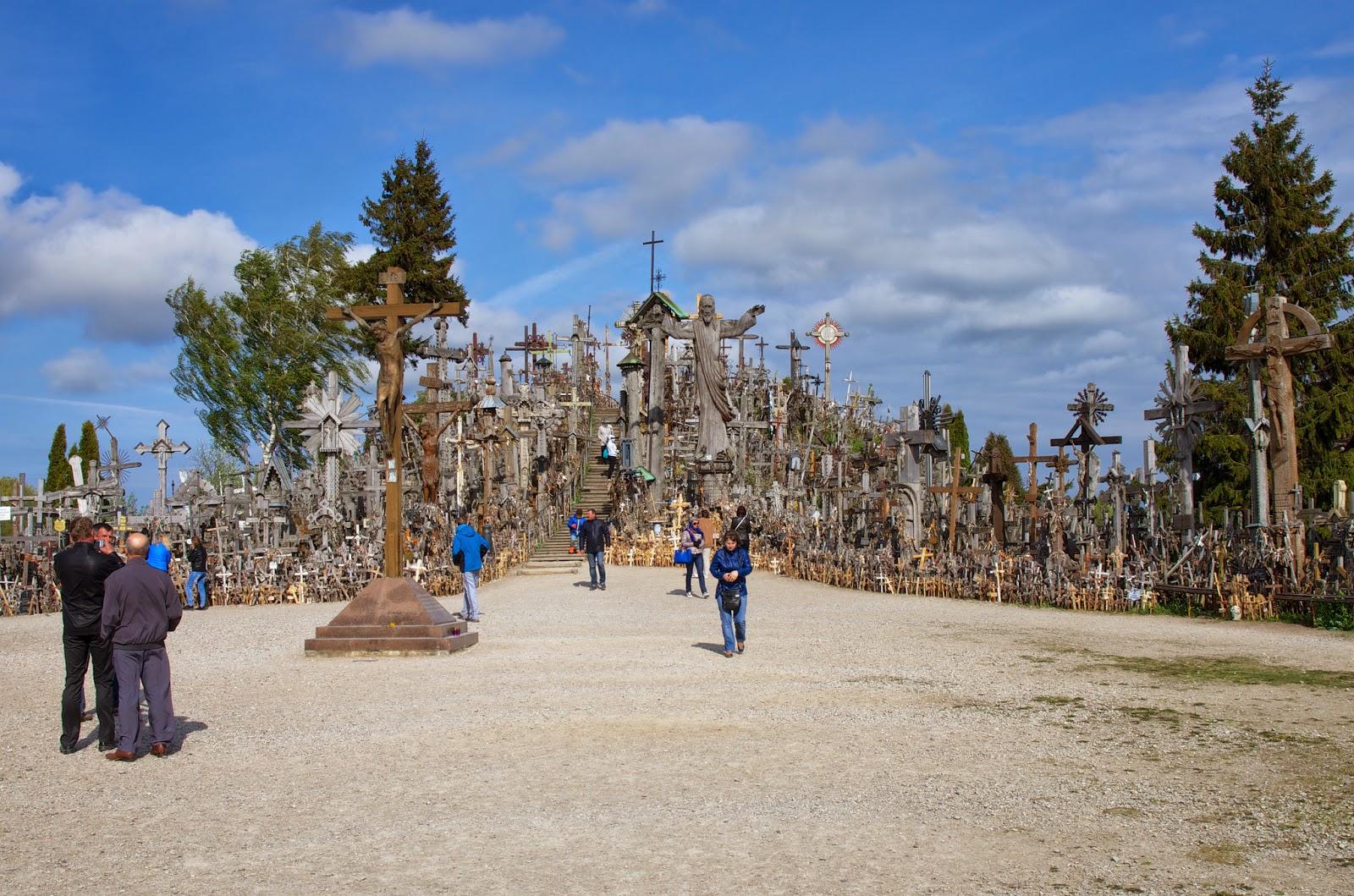 Гора крестов, Шауляй, Литва