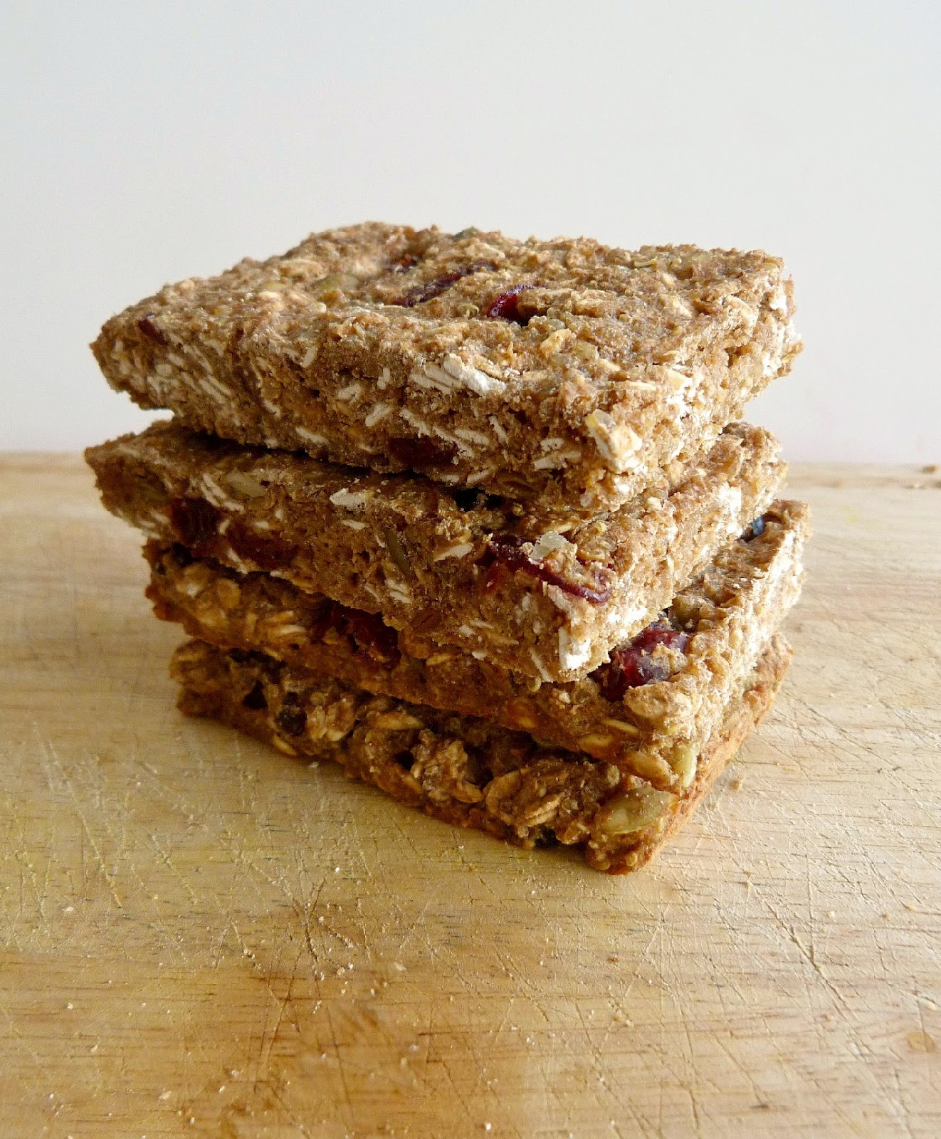 Chewy Vanilla Spice Fruit Squares Recipes — Dishmaps