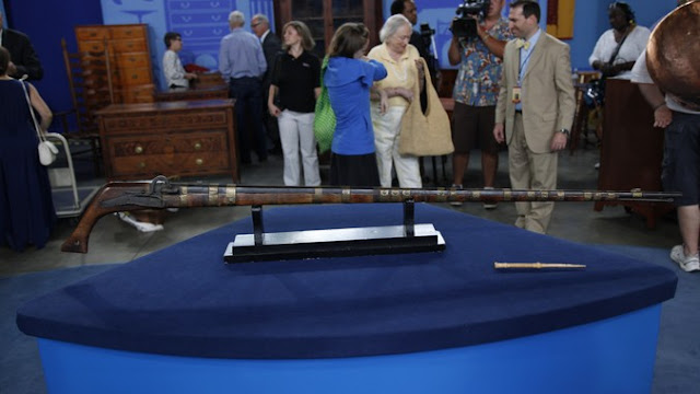 http://www.pbs.org/wgbh/roadshow/season/15/washington-dc/appraisals/korean-matchlock-musket-ca-1800--201006A04
