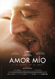 Amor Mío (Mon Roi) Poster