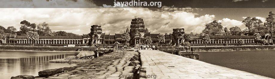 Jayadhira.org | ปรากฏการณ์ทางศิลปะ-สถาปัตยกรรม: กาละ-เทศะในทรรศนะของ เกียรติขจร ชัยเธียร