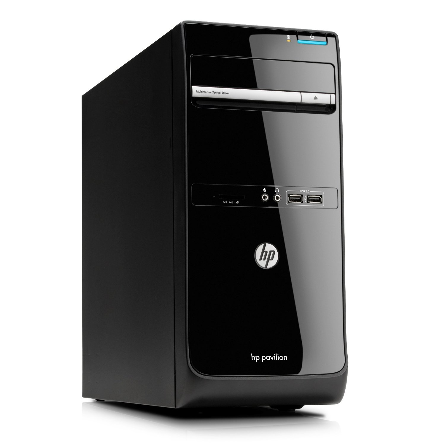 hp pavilion p6 2390 desktop review. Black Bedroom Furniture Sets. Home Design Ideas