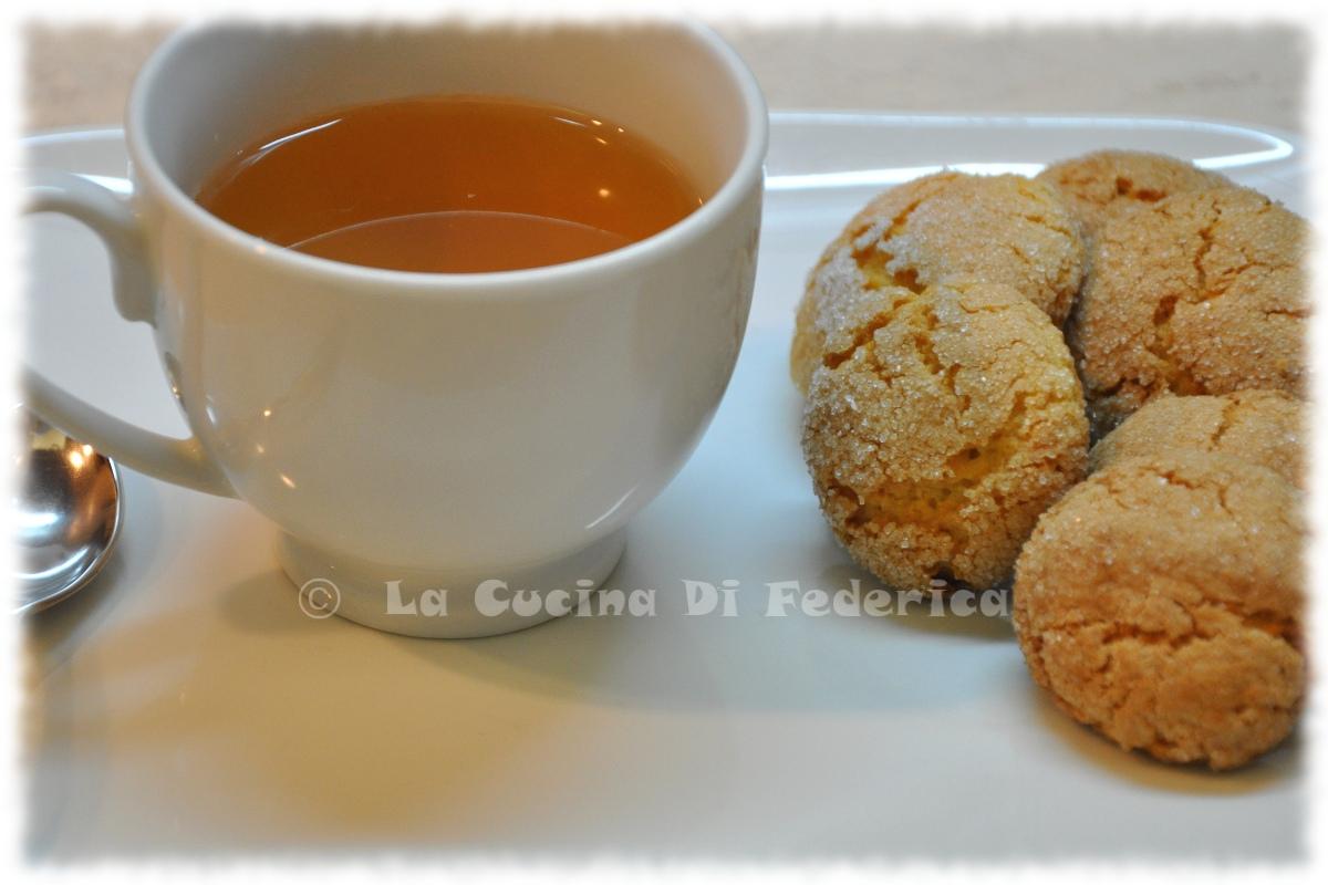 La cucina di federica biscottini con semola - La cucina di rossella ...