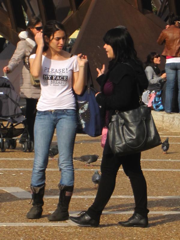 israelische frauen flirten Niederrhein