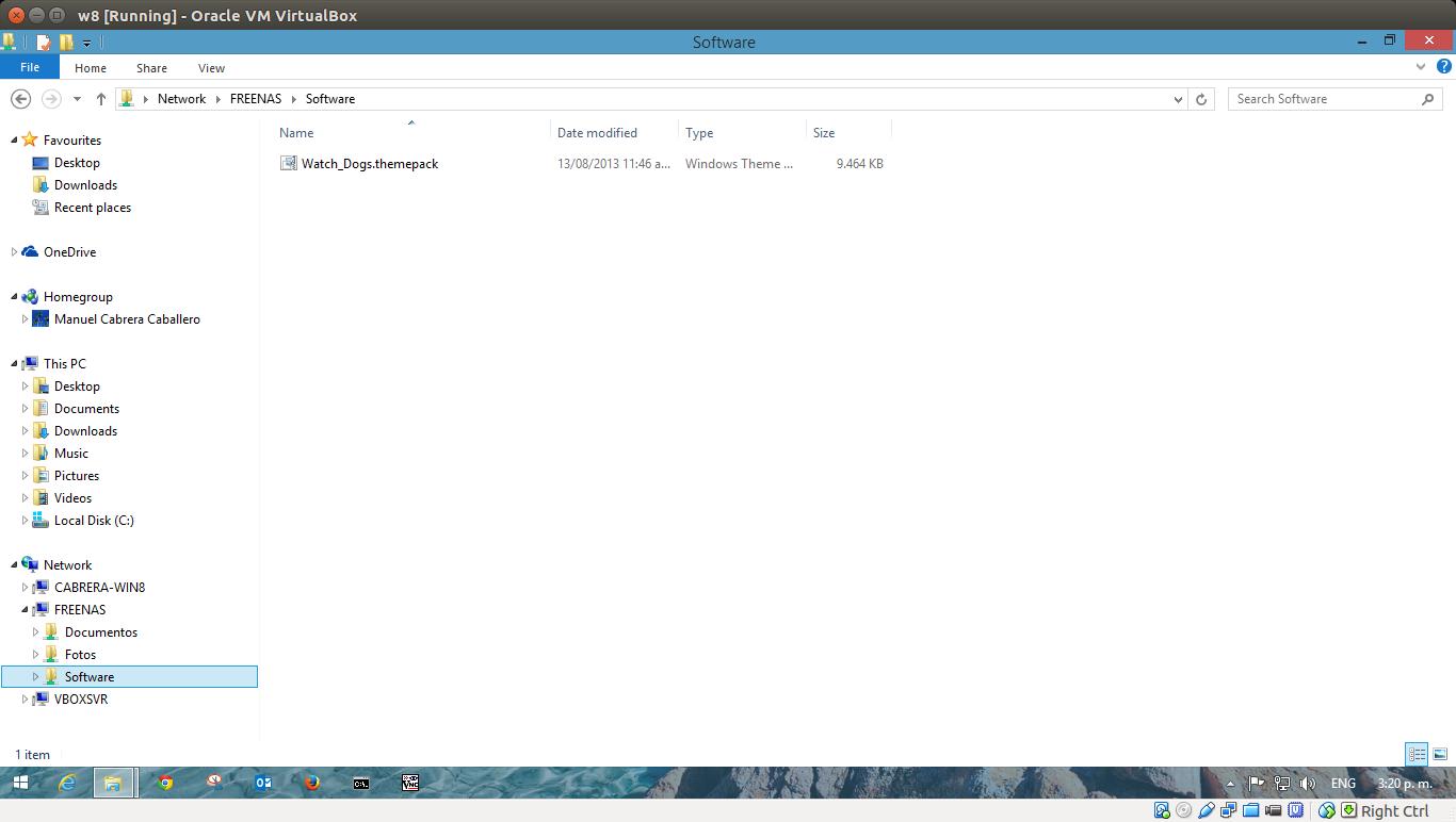 DriveMeca creando volumenes ZFS en FreeNAS paso a paso