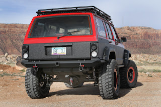 OR-Fab Jeep XJ Rear Bumper