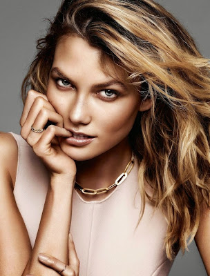 Karlie Kloss Glamour France magazine June 2015 photoshoot by Alique