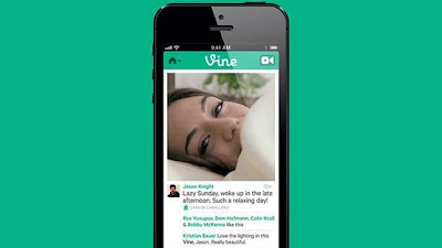 Vine es la nueva red social de videos cortos