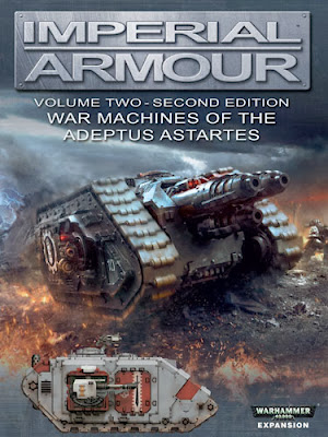 Imperial Armour Volume Two – Second Edition: War Machines of the Adeptus Astartes