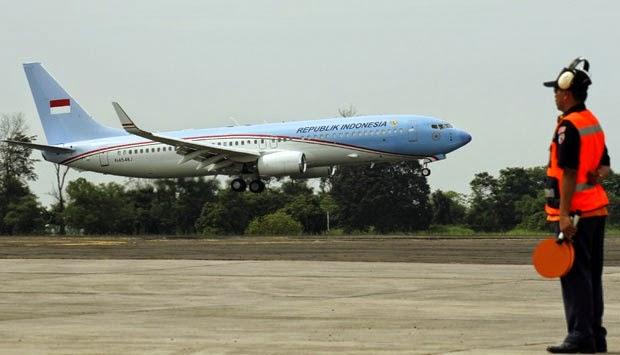 Istana Klaim Pembelian Pesawat Kepresidenan Hemat Anggaran Rp 114 Miliar Per Tahun