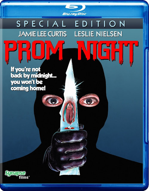 Prom Night Blu-ray Synapse Films