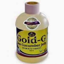 Herbal Jelly Gamat Gold-G Jawa Timur