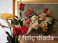Feliç diada de sant Jordi 2019