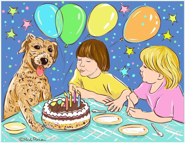 Nicoles Free Coloring Pages Happy Birthday La Multi Ani Buon