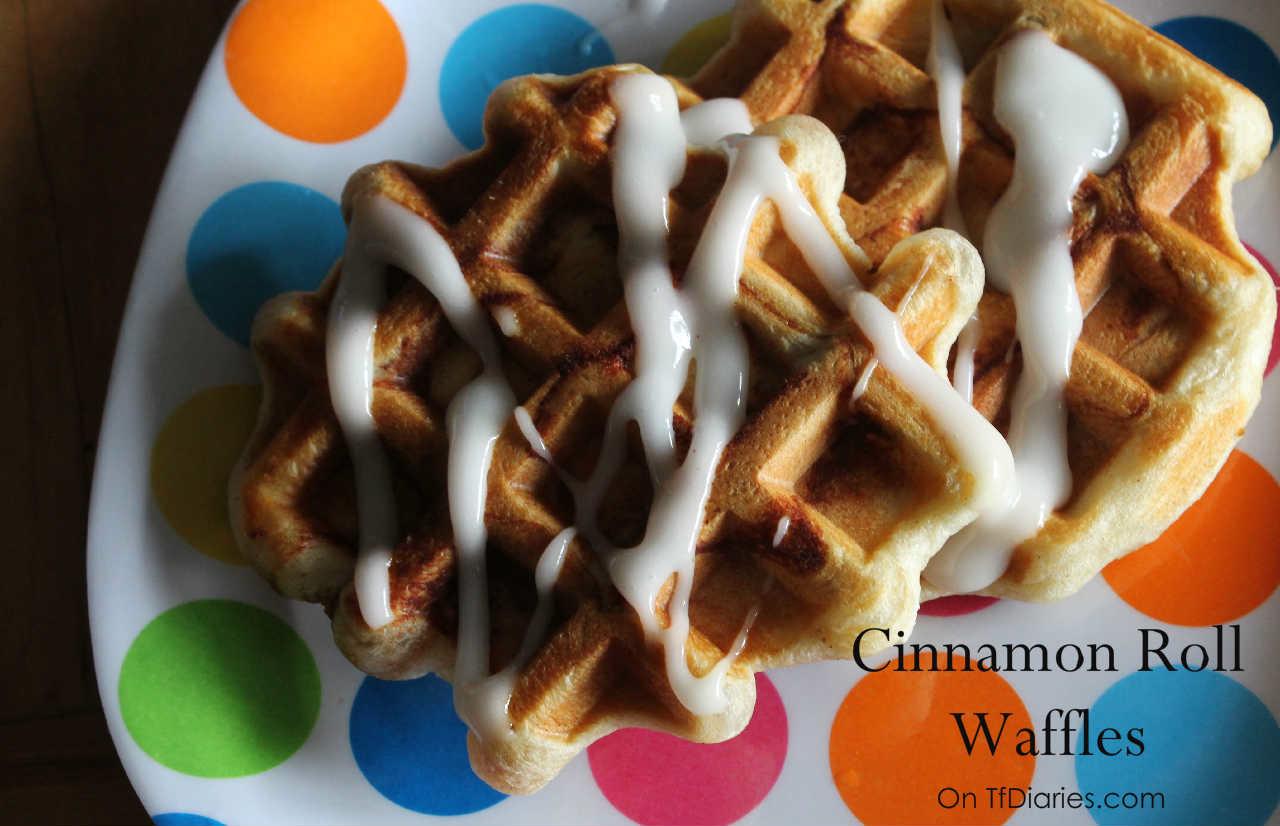 easy waffle recipes