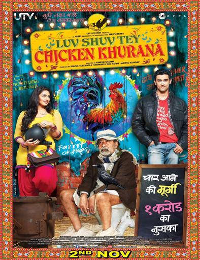 Luv Shuv Tey Chicken Khurana – DVDRIP SUBTITULADO