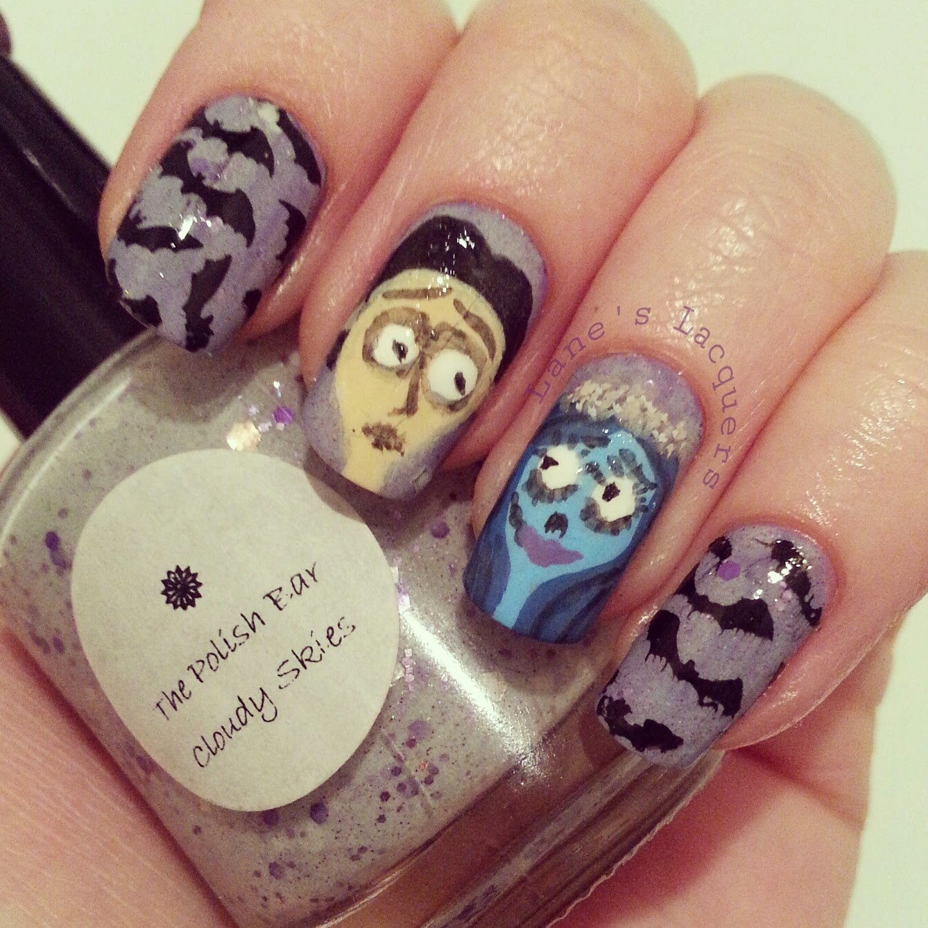 fingerfood-theme-gothic-the-corpse-bride-nail-art