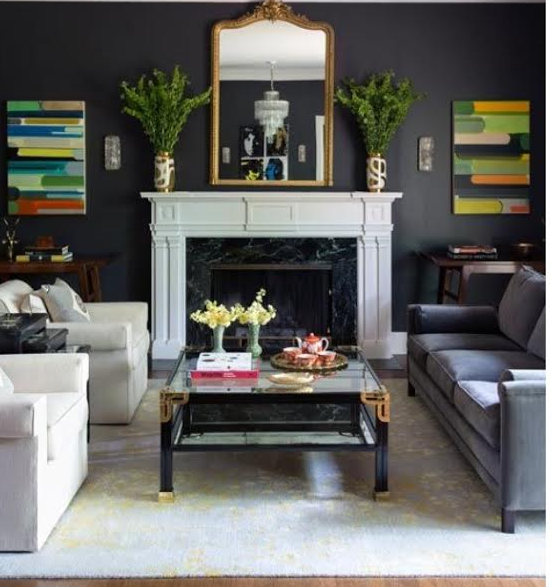 Lisa Mende Design Trade Secrets Best Black Paint
