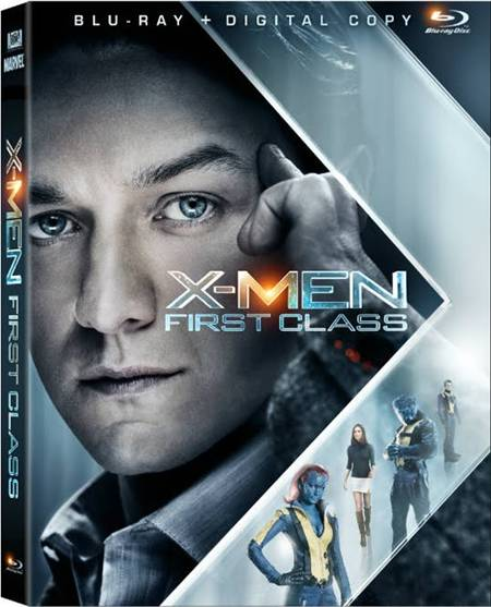 X Men Primera Generacion [First Class] 2011 BRRip Español Latino [720p HD]