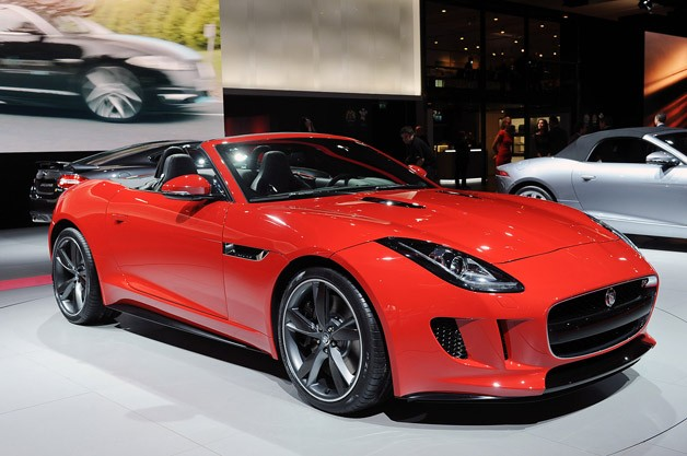 After Shining In The Paris Motor Show 2012, Jaguar F Type Is Ready To Hit  The Indian Roads In Mid 2013. Itu0027s A Stunning Sports Car ...