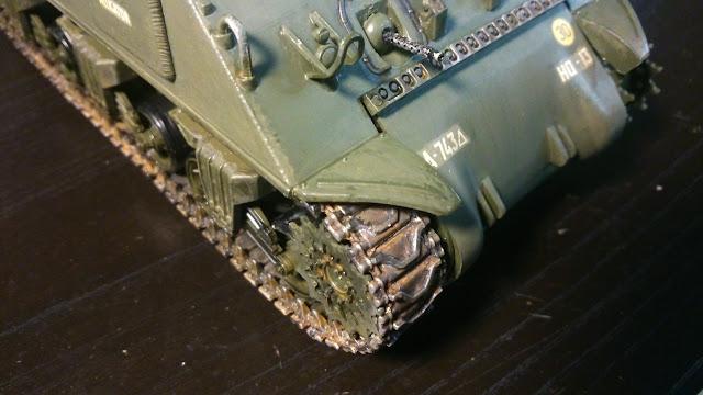 US Marines M4 Sherman (Italieri - 1/35) DSC_0101
