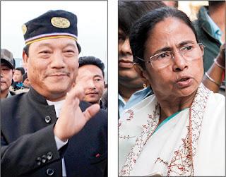 Bimal Gurung CM Mamata