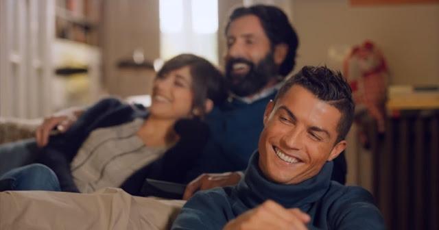 """MEO dibuja a un Cristiano """"normal"""" en su último spot"""
