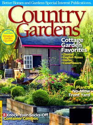 STOKES BIRDING BLOG Stokes Garden in Country Gardens Magazine